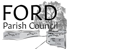 Ford Parish Council logo